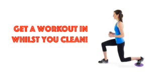 How to Get a Good Workout Whilst Vacuuming