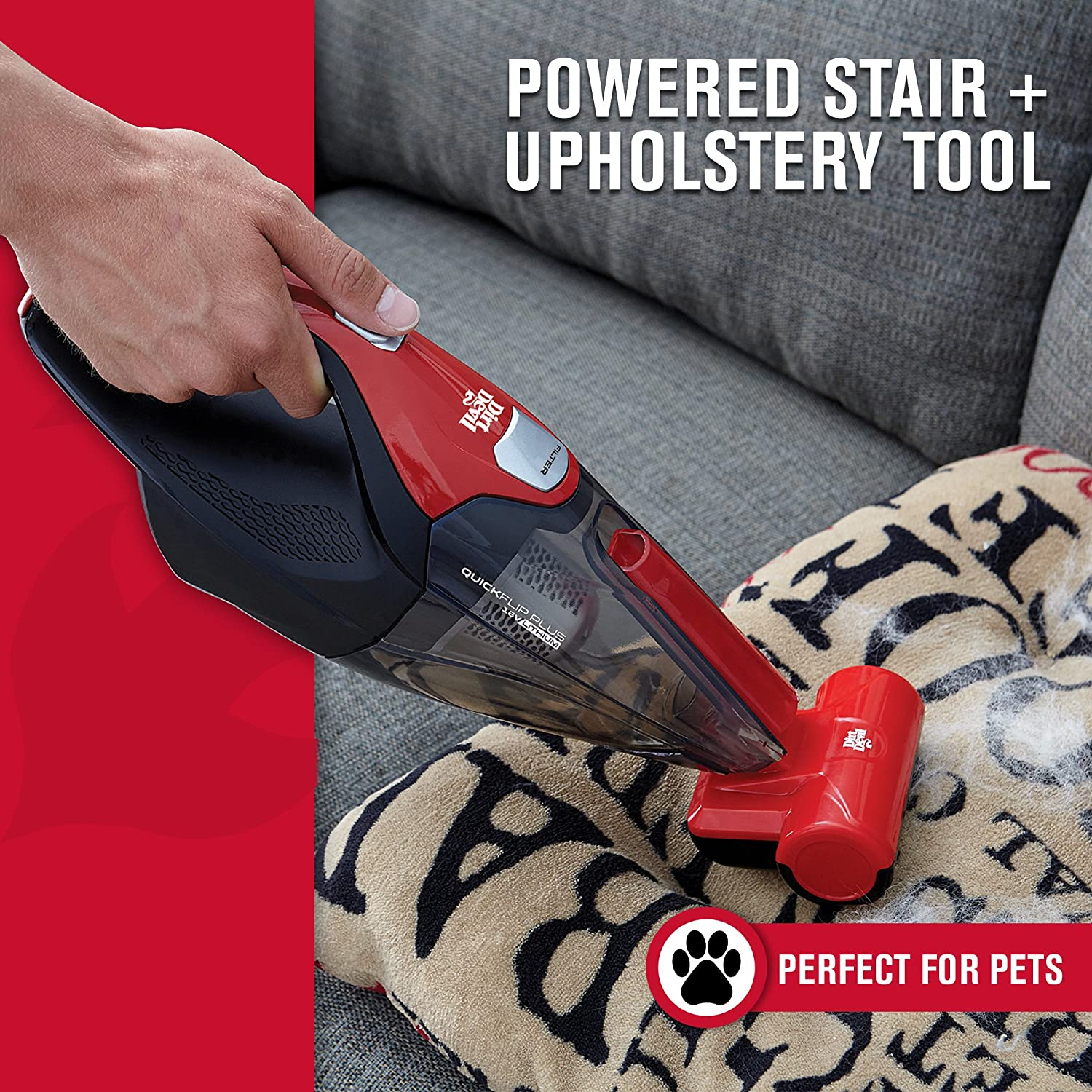 vacuum tool for pet hair