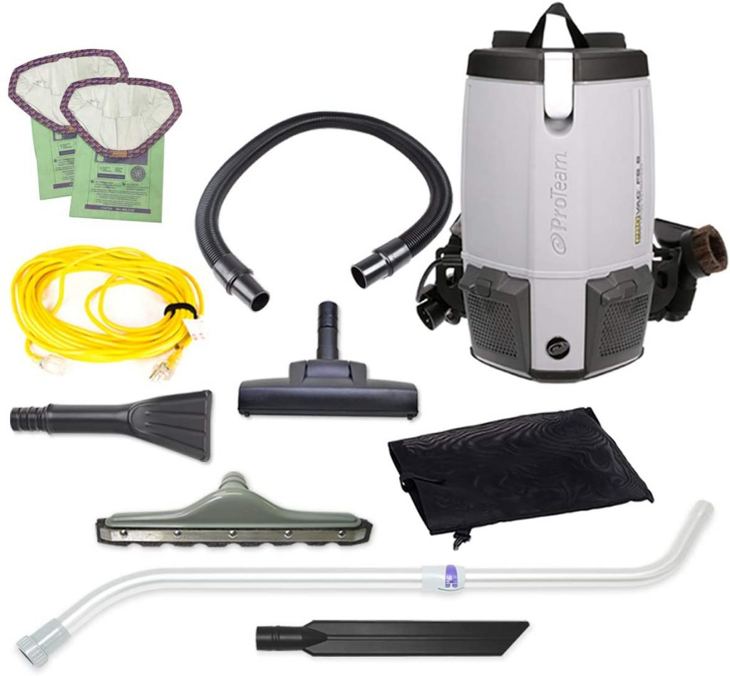 The 5 Best Backpack Vacuums 13