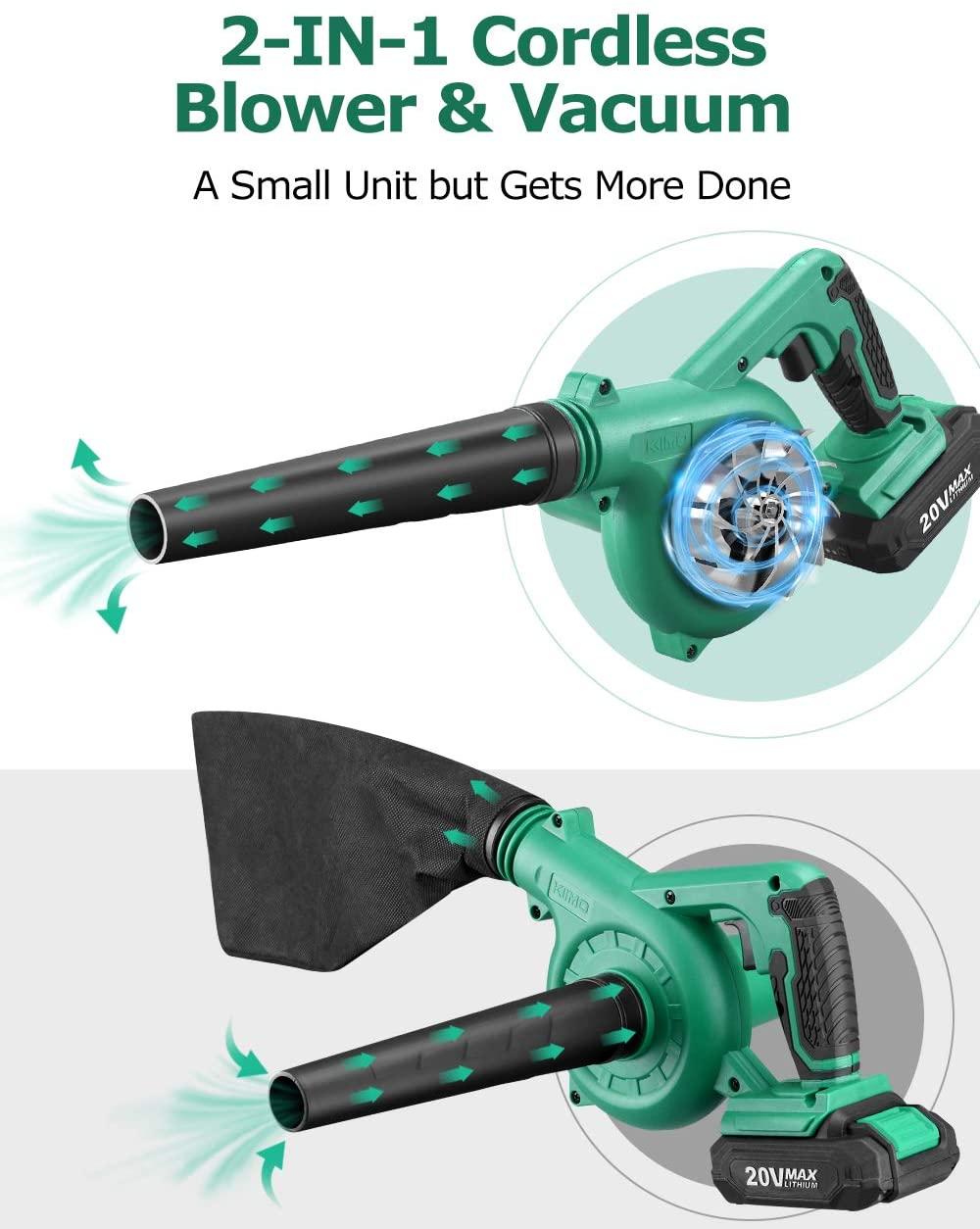 Best Leaf Vacuum Mulchers 17