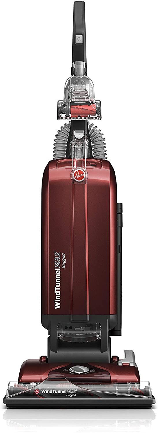 Hoover UH30600 WindTunnel Max Bagged Upright Vacuum Cleaner