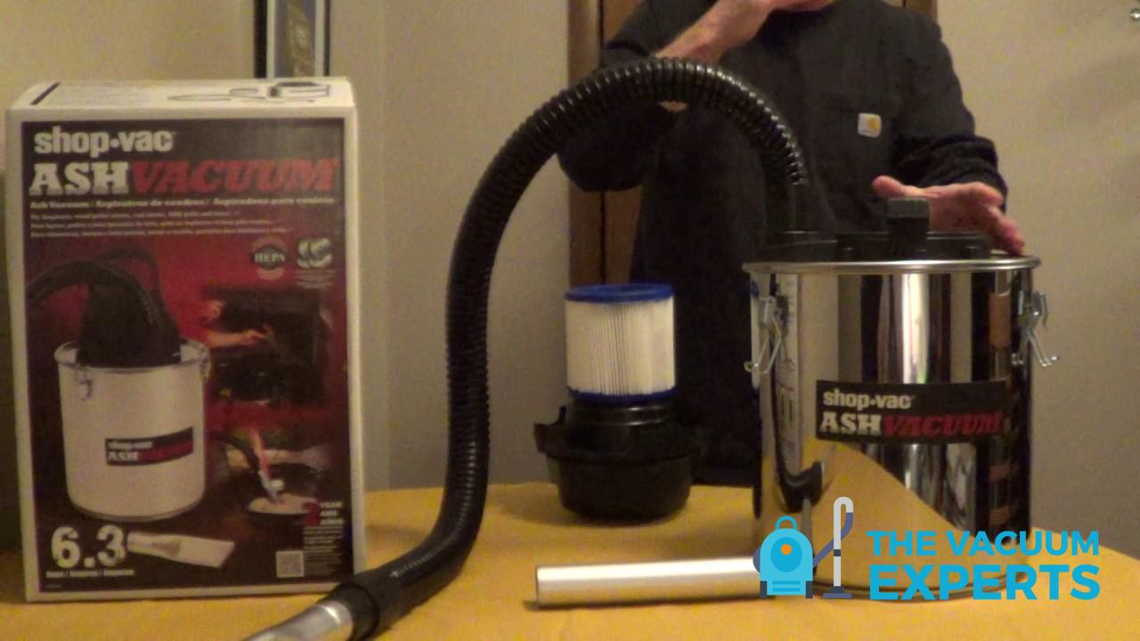 The Shop Vac Ash Vacuum Tested 3