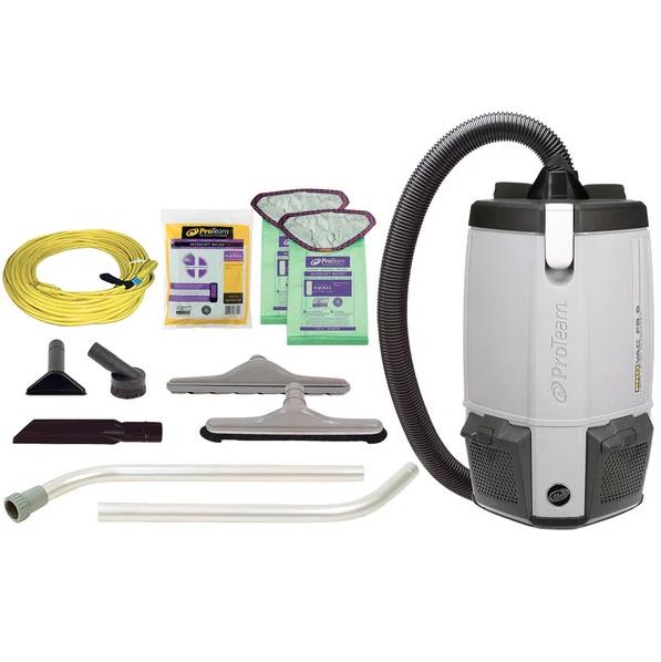 ProTeam FS6 Vacuum Cleaner Kit
